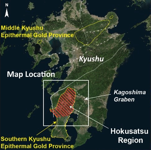 Barrick, Japan Gold step up southern exploration