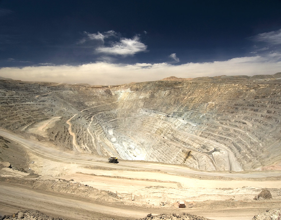 "Codelco to keep ""Chuqui"" open pit mine going for an extra year"