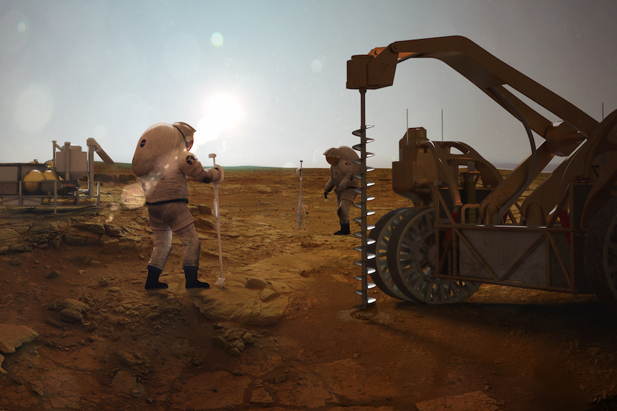 Experts warn of brewing space mining war among US, China and Russia  - space mining nasa - Experts warn of brewing space mining war among US, China and Russia
