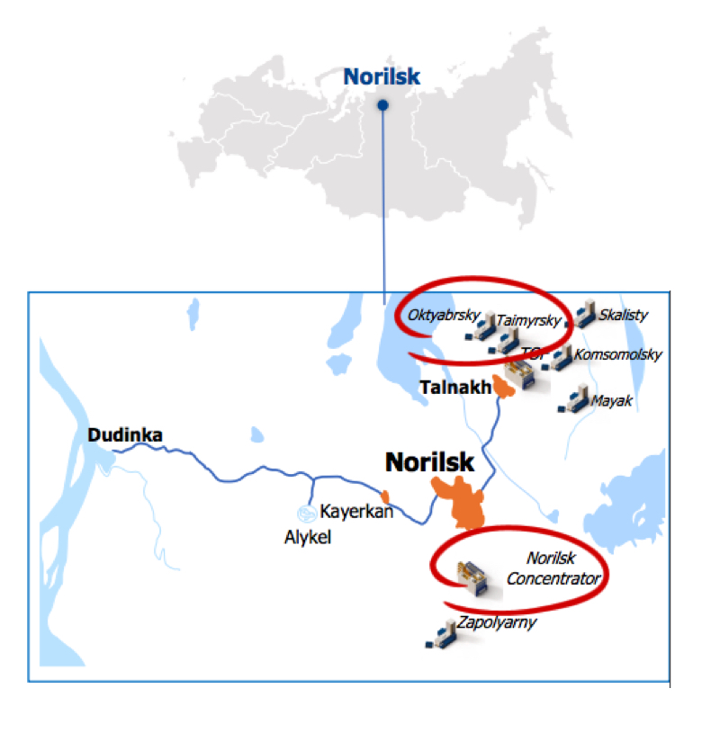 Nornickel stops water inflows at two Arctic mines