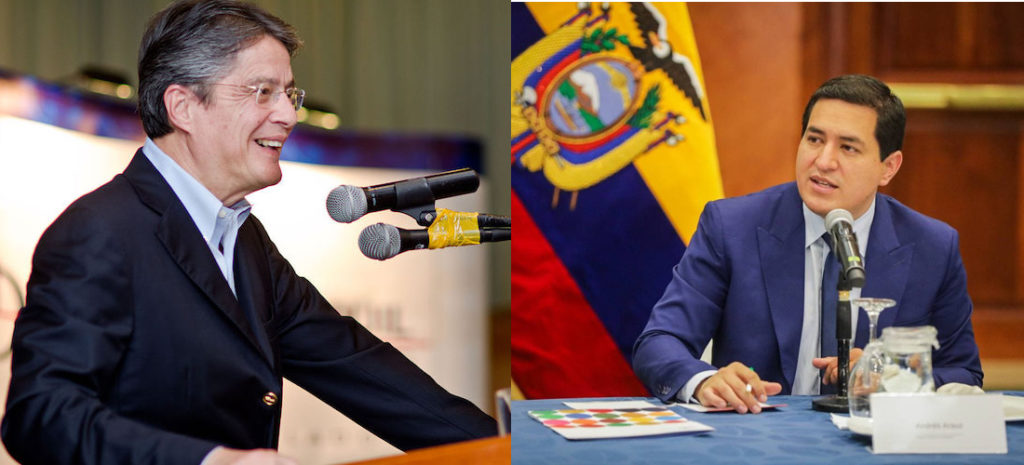 Ecuador holds election closely watched by global miners