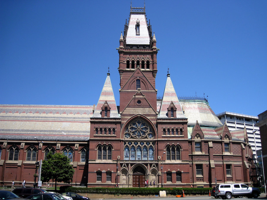 Harvard's $42bn endowment fund to end investment in fossil fuels